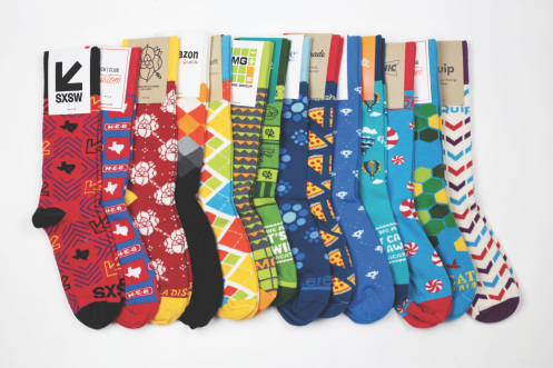 Sock Club Enterprises custom socks promotional socks