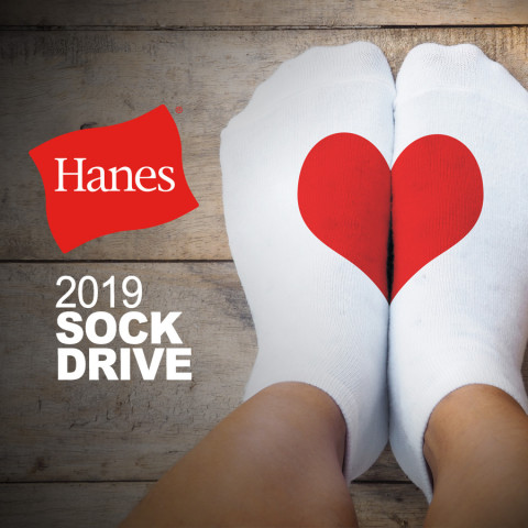 Hanes National Sock Drive 2019