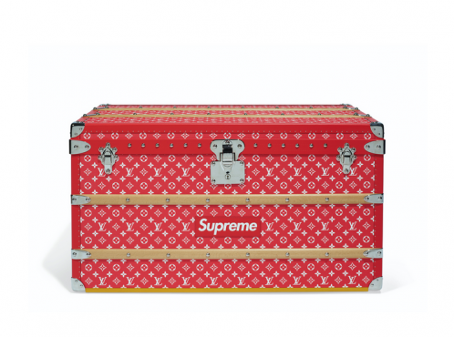 Supreme Merch Branded Chest