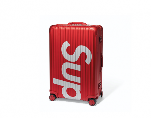 Supreme merch suitcase Christie's