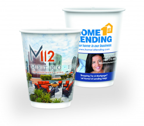 promotional product disposable drinkware