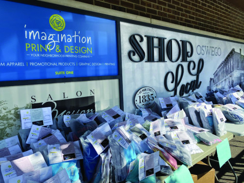 Imagination Print & Design Fundraising Stores