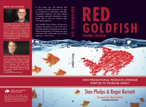 Red Goldfish Promo Roger Burnett