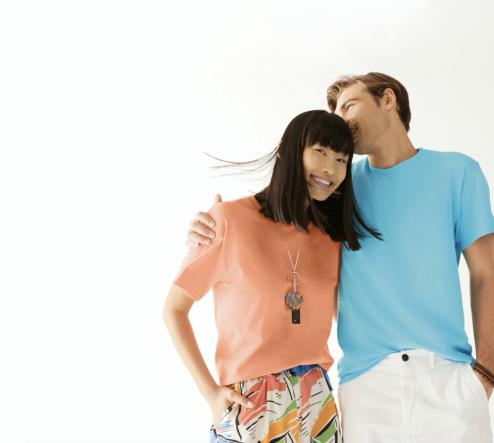 promotional T-shirts delta apparel