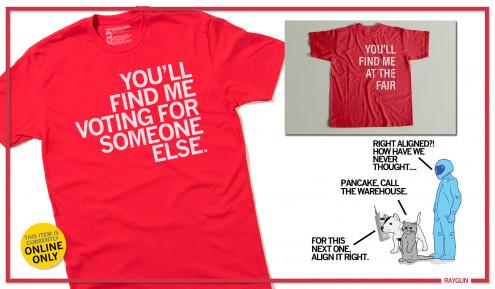 RAYGUN t-shirt company