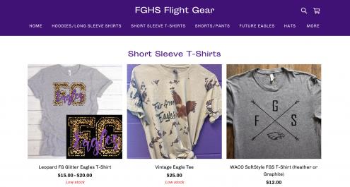 Flight Gear Spiritwear Shop