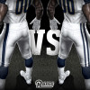 The uniform stripe decision was too big for the Rams, so they're taking it to the fans. (Image via Rams.com)