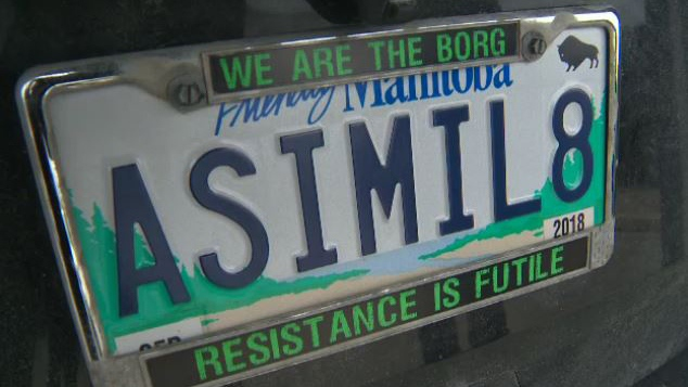 'Star Trek' License Plate Stirs Controversy in Canada