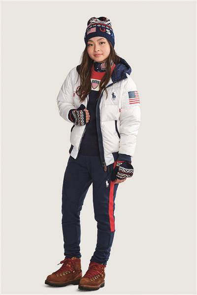Polo Ralph Lauren Nailed Its 2018 Team Usa Olympics Uniforms Promo