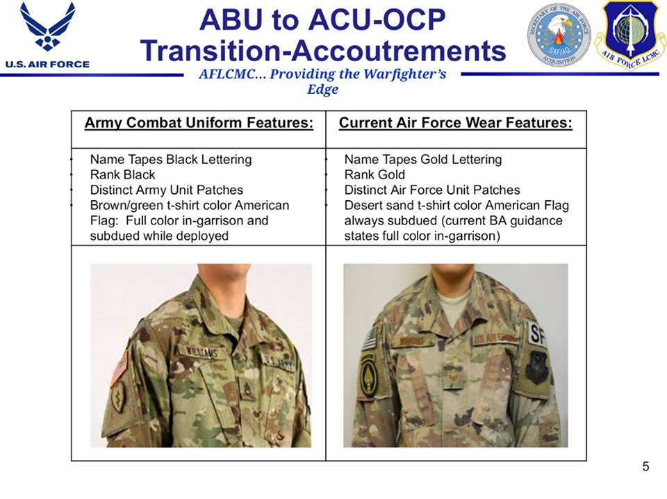 New Air Force Uniforms Could Cost 450m Promo Marketing
