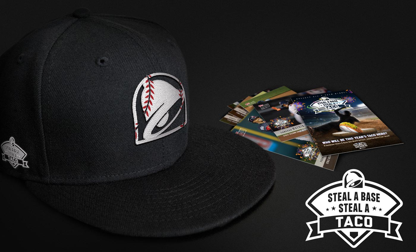Taco Bell Adds Merch Component to Popular  Steal a Base 67e7eef8963