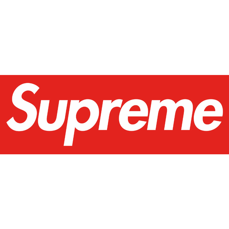 Supreme Tops List Of 10 Most Powerful Logos In Fashion